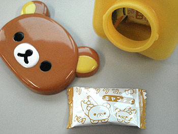 リラックマ キャンディー ケース