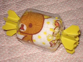 キャンディ  リラックマ  タオル