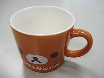 ローソン  リラックママグカップ